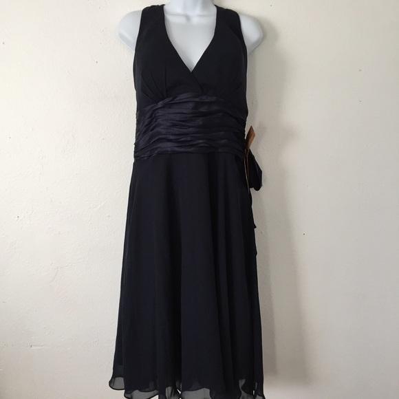 Light In The Box Dresses 10 Formal Dress Ruched Belt Blue Poshmark